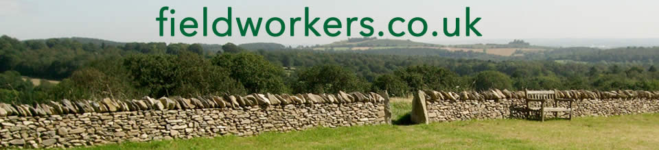 Fieldworkers Leicestershire